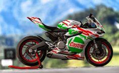 Ducati, Deviant Art 899.