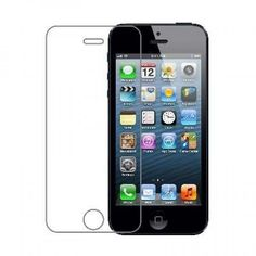 Protect your #Iphone screen by anti-glare screen protector for iphone 5 5c 5s matte.