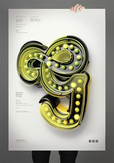 Typography 10. by Peter Tarka, via Behance