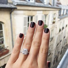 View entire slideshow: Blogger Bride Ring Selfies on http://www.stylemepretty.com/collection/3555/