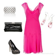 Hot Pink and Leopard | Women's Outfit | ASOS Fashion Finder