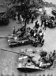Prague Spring, Armored Vehicles, Sci Fi, Drama, Steel, Tanks, Science Fiction, Dramas, Drama Theater