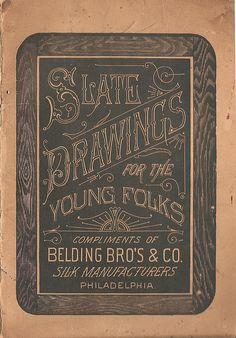 Typography #vintage
