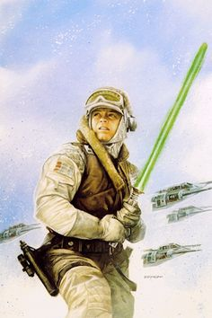 Luke Skywalker by shadowtek.deviantart.com