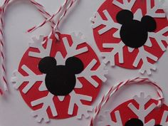 Easy Mickey tags