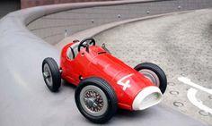 Schuco Grand Prix Racer 1070 / US ZONE