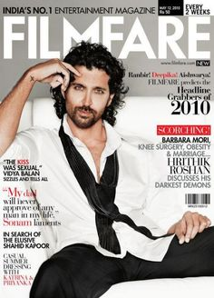 Hrithik Roshan: like my dirty unkempt look? I achieved it by not showering for days. Talk about dedication ha