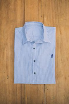 Camisa mil rayas Blueridge Brand PH: Santiago Guerrero