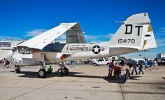 Grumman A-6E Intruder 154170 VMA(AW)-242