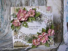Elina Cardmaking Hobby: Birthday card