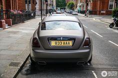 Rolls-Royce Wraith 5