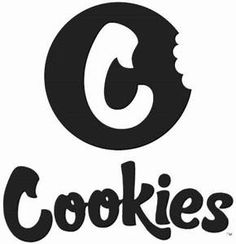 Cookies SF Berner Thin Mint One Black /& One White Decal Stickers