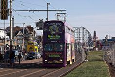 Blackpool Transport Services car...