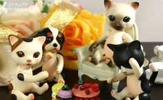 Tam Dolls, ball-jointed animals