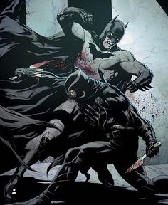 Batman vs Talon of the Court of Owls