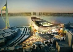 Portsmouth Stadium - Herzog and de Meuron