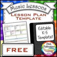 General Music Lesson Planning The Tiered Approach  Organizing