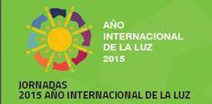 Logotipo del año internacional de la luz.