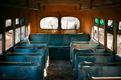 Back of the Bus [OC] [3043x2016] Canon AE-1 & Kodak Ektar 100