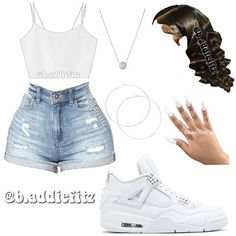 Swag Outfits For Girls, Cute Swag Outfits, Teenage Girl Outfits, Cute Comfy Outfits, Girls Fashion Clothes, Teen Fashion Outfits, Dope Outfits, Girly Outfits, Look Fashion