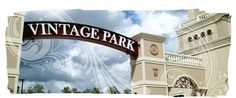 Vintage Park Houston. Great upscale shops and dining.
