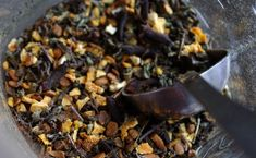 Make Your Own: Orange-Spice Tulsi Tea