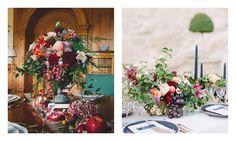 Gyümölcsökből & zöldségekből készült asztaldíszek   Secret Stories