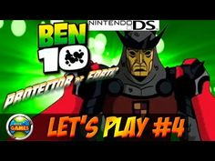 Ben 10 Protector of Earth NDS Lets Play # 4 - Área 51