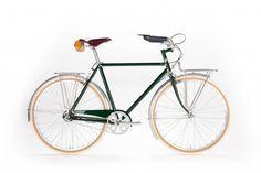 Saffron Frameworks. Rad's Lugged Butcher Bike | urbancycling.it