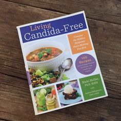 Book review: Living Candida Free by Ricki Heller, PhD, RHN | Recipe Renovator