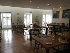 Open Brasserie Mediterrânica em Lisboa