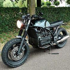 #bmw #k1100 #k100 #k1 #k75  #bmwcustom #bmwcaferacer #bmwmotorrad #caferacer #scrambler #custom #roadster #bobber #motorrad #motorcycle #motobike #bike #fashion #lifestyle #leather #bratstyle