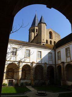 Basilique du Sacré Coeur. Paray-le-Monial. Bourgogne