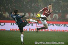 Derby della Madonnina, Stadio San Siro  January 15th, 2012     #Europe's football clubs