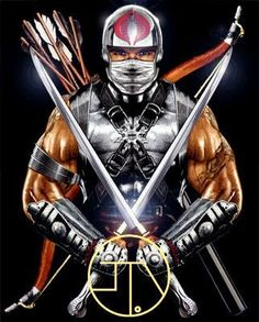 Cobra vs Ninja