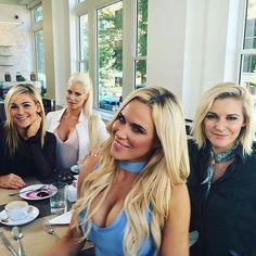 The Best Instagram Photos of the Week - Lana,Renee Young,Maryse,Natalya...
