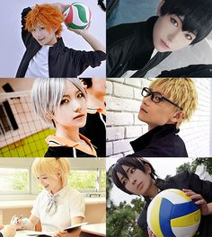 Haikyuu!! Cosplay