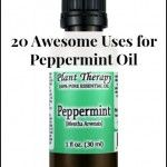 20 Awesome Uses for peppermint oil and other home remedies