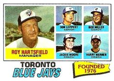 1977 Topps #113 Roy Hartsfield Front