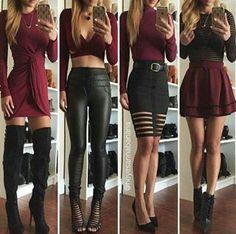 Самые популярные тэги этого изображения включают: fashion, outfit, black, style и clothes