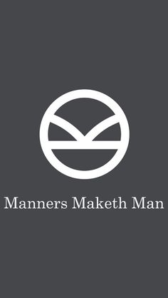 "Kingsman Iphone Wallpaper HQ. Quote'' ""Manner maketh Man"""