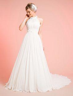 ウエディングドレス、高品質な結婚式ドレスならW by Watabe Wedding / alohina・ウエディングドレス・エンパイアライン・吉川ひなの・ジョーゼット