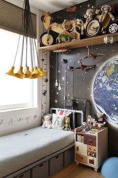 Inspiração escandinava em apartamento carioca