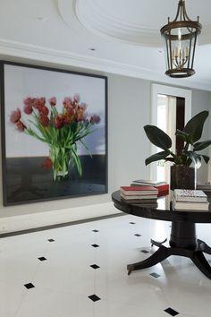 A modernização do luxo passado - Casa Vogue | Casas