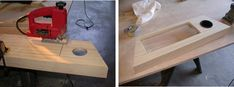 How to Build a Poker Table - Step by Step Instructions Poker Table Diy, Poker Table Plans, Octagon Poker Table, Pine Trim, Table Cards, Card Tables, Minwax Stain, Plywood Sheets, Centre Pieces