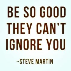 Steve Martin best quote