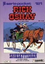 """""""Serie-pocket 121 Rick O'Shay - Snikskytteren"""" av Stan Lynde"""