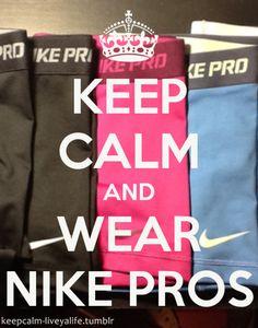 Nike | PRO | Spandex www.christchurchschool.org