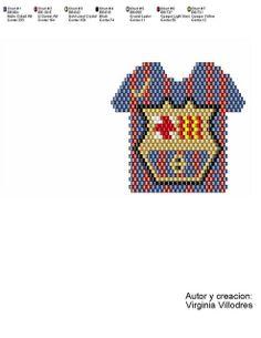 Esquema Camiseta Barcelona   Flickr: Intercambio de fotos