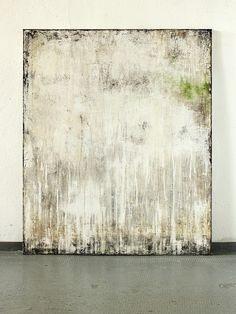 CHRISTIAN HETZEL shimmering green 2016 - 120 x 100 cm - Mischtechnik auf Leinwand,